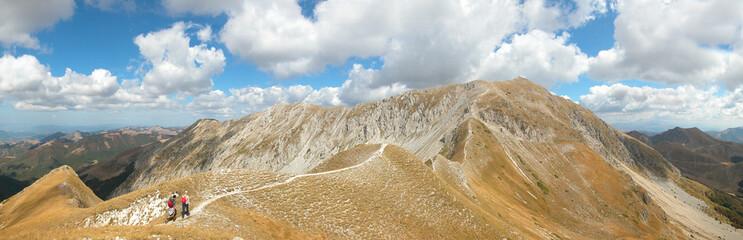 Monte Terminillo, Appennino, Italia