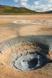 Geothermal desert poster