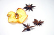 dry apple and illicium verum