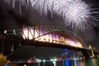 Sydney Harbour Bridge New Year