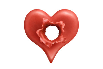 Executed heart 2