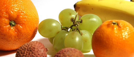 mélange fruits