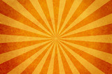 old page background with toned sunbeam vector poster