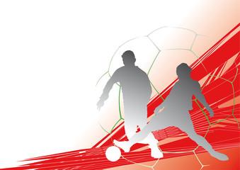 Fußball-Background 3