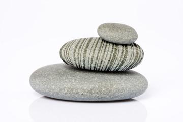 galet détente zen méditation décoration code barre