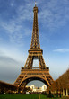Eiffel Tower at daylight - Paris