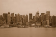 obraz - Sepia New York