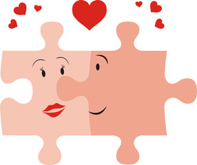 mr and mrs puzzle