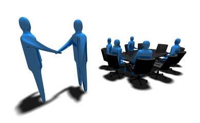 Business contrat