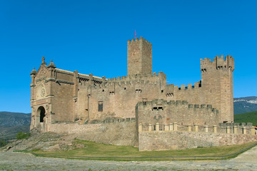 Castillo de Javier, Navarra (España)