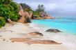 best tropical beach on Seychelles