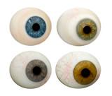 Human Prosthetic Eyes poster