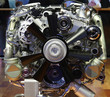 Hybrid technology engine