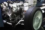 Fototapety Hybrid technology engine