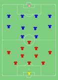 campo de futebol poster
