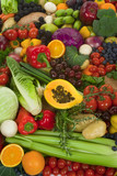 Vegetables and Fruits - 5875084