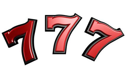 slot seven sign