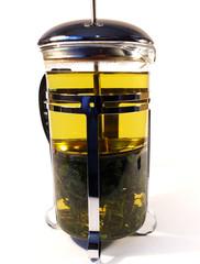 kettle of herbal tea