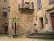 medieval town in southern France