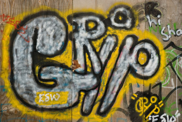 Graffiti Wallpaper II
