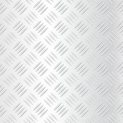 Light vector metal plate