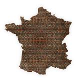 france brique poster