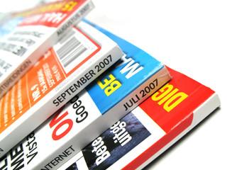 some magazines
