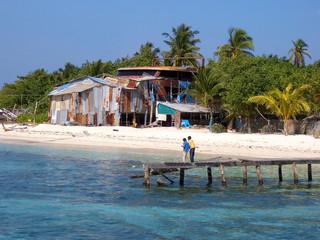 Dhangethi Island - Maldive