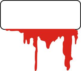 anuncio sangrante