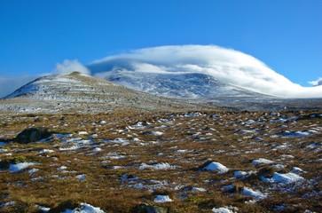 Cold Snowdonia