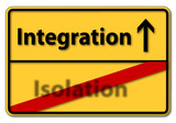 integration isolation poster