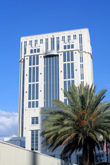 office building in Orlando downtown