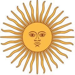sol de maio