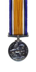 British War Medal,