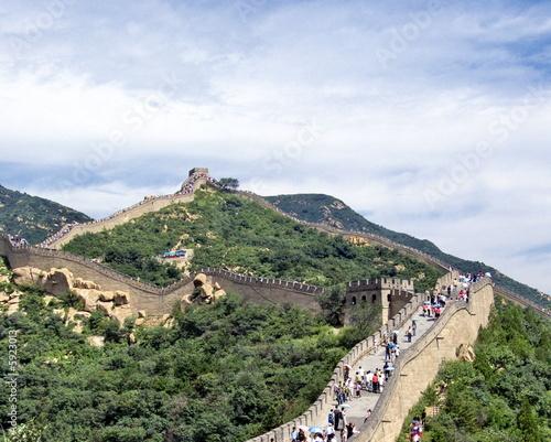 Aluminium Chinese Muur Grande muraille de Chine
