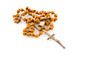 praying with rosary