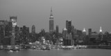 Nightime New York City