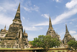 Wat Phra Sri San Phet poster