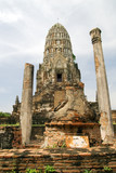 Wat Rajaburana Chedi poster