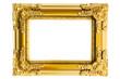 Gilded Plastic Frame