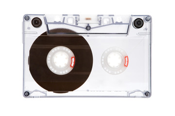Translucent Audio Tape