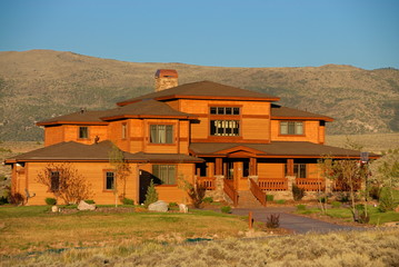 Country house in Colorado