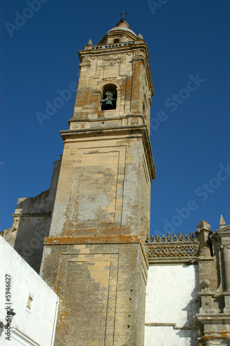 IGLESIA MAYOR MEDINA CADIZ