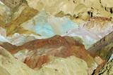 Artist Palette at Death Valley National Park poster