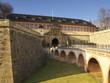 Zitadelle Petersberg in Erfurt - HDR