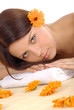 Woman and SPA