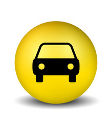 Auto Care Symbol - yellow