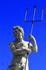 Neptune the god