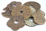 A különböző kínai érme