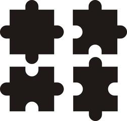 puzzle negro